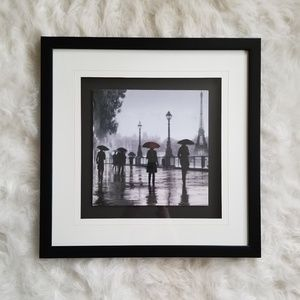 Rainy Day in Paris Wall Art